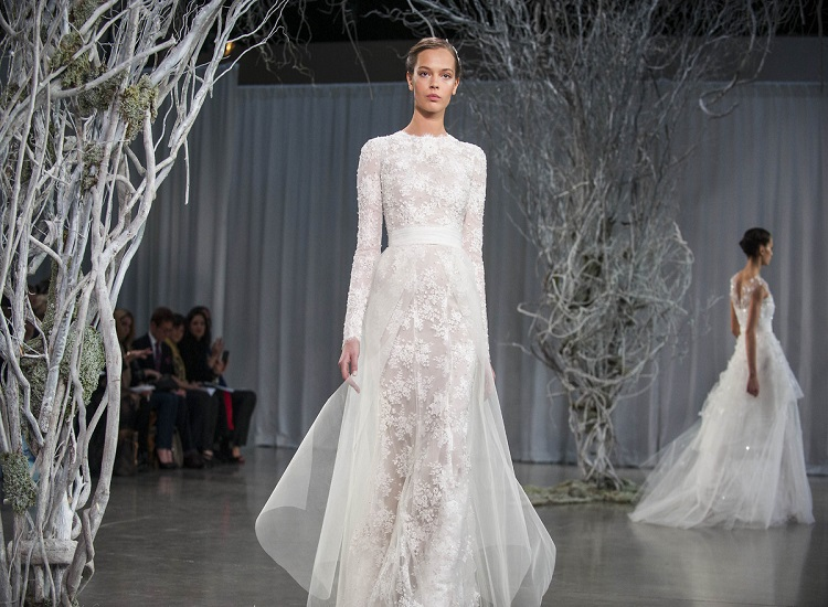 2013 New York Bridal Week Trends