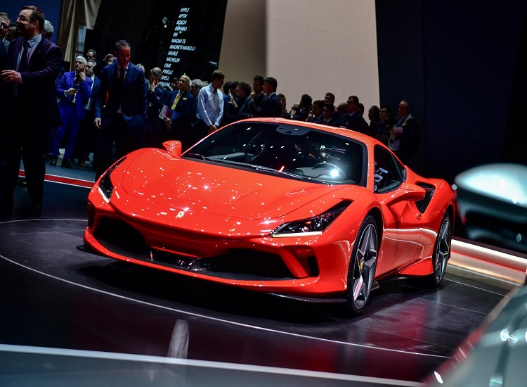 Hot Events – New York Auto Show 2012