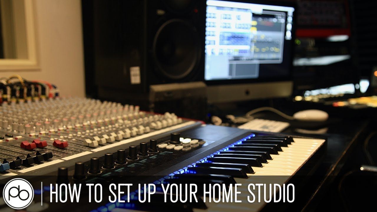 How to Pick Out Audio Systems for Your Home Studio